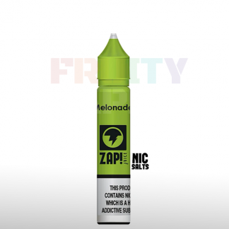 Zap JuiceSalt 10ml manufactured in UK, This is TPD Complied and safe to vape.