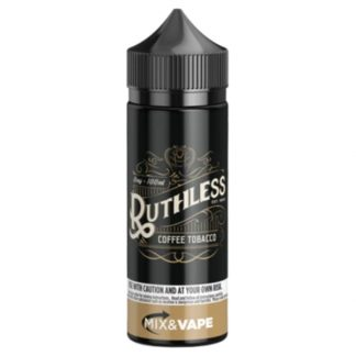 ruthless 0013 ruthless shortfill coffee tobacco 100ml 600x